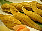 とろーり穴子寿司